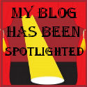 My Blog has been Spotlighted
