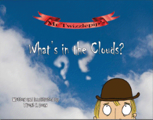 What's in the Clouds by Trent B Dean