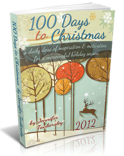 100 days to christmas