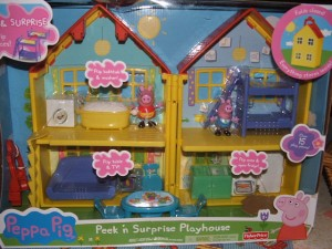 Peek 'n Surprise Playhouse