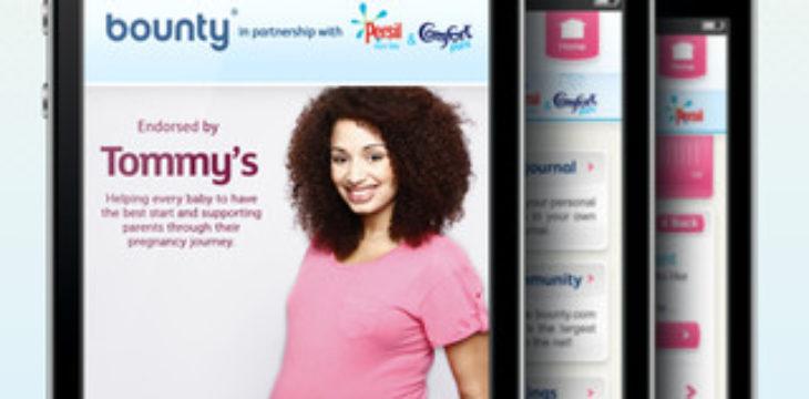 Pregnancy by Bounty App Screenshot