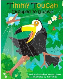 Timmy Toucan Dropped 10 Guavas