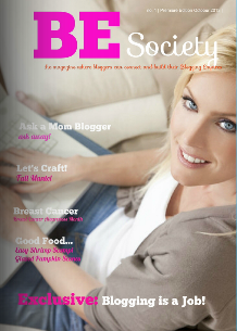 BE SOCIETY Magazine