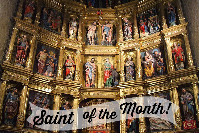 September Saint of the Month