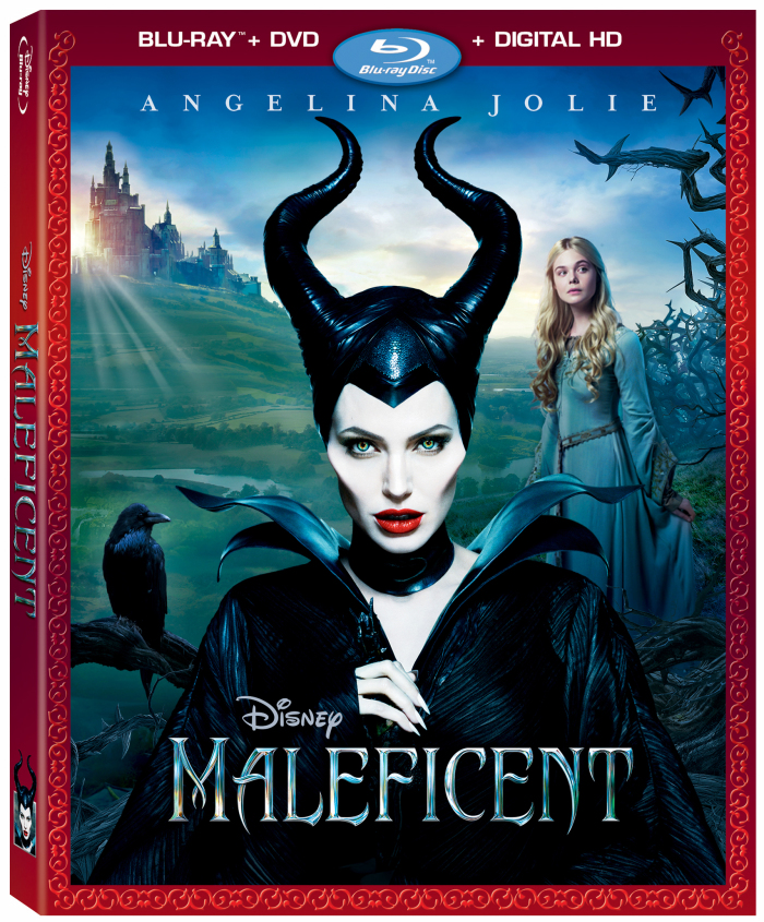 Maleficent Arrives on Blu-Ray and DVD