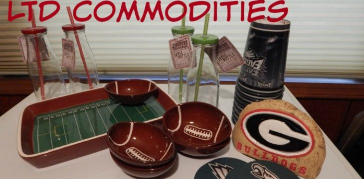 Football Party with LTD Commodities