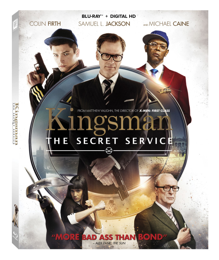 Check Out The Kingsmen for Father's Day!