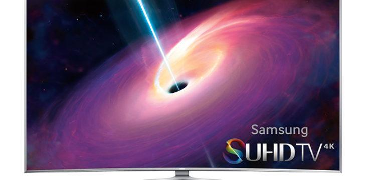 Samsung 4K SUHD TV