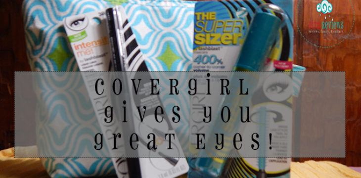 COVERGIRL Gives You Great Eyes