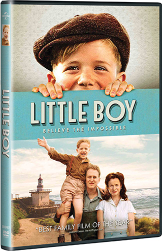 LITTLE BOY DVD Giveaway