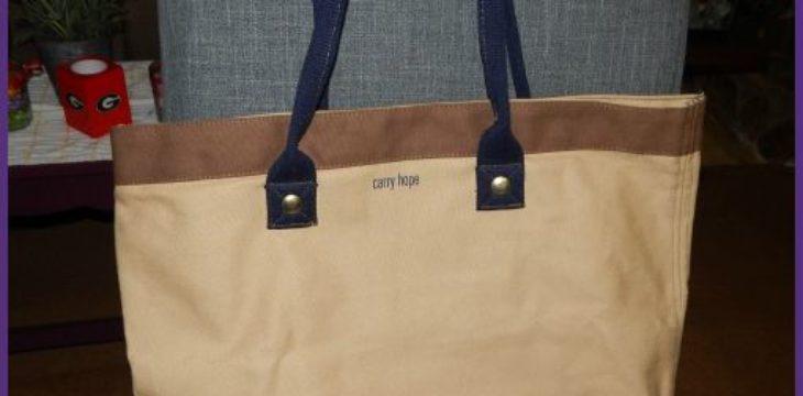 Carry Hope Bag
