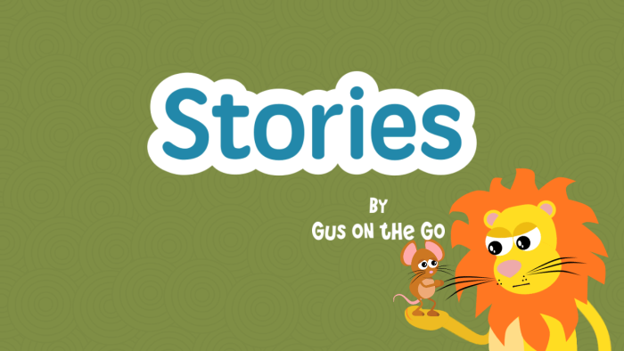 Stories by Gus on the Go