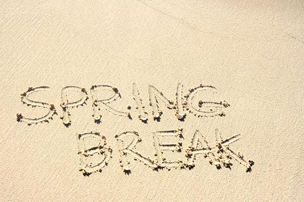 Breaking Down Spring Break