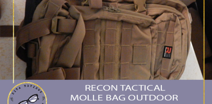 RECON TACTICAL MOLLE BAG OUTDOOR BACKPACK