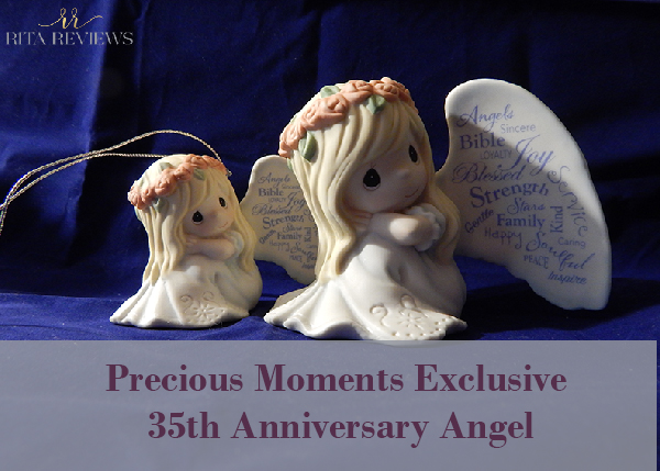 Precious Moments Exclusive 35th Anniversary Angel