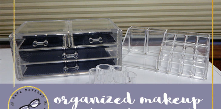 makeup and jewelry organizer