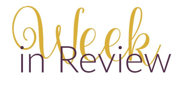 Week in Review: October 2,2016