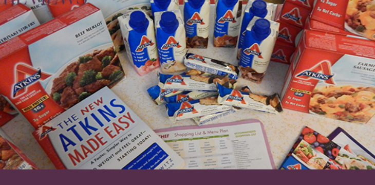 eating well is easy with atkins meal kits