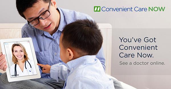 Health Apps Keep Me Going #CONVENIENTCARENOW
