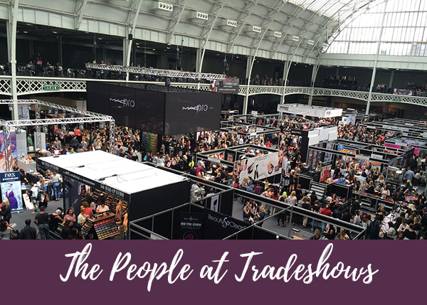 Ever Been to a Tradeshow?