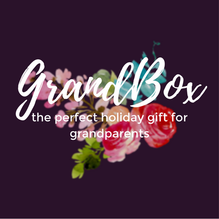 GrandBox: What to Buy Grandparents for the Holidays
