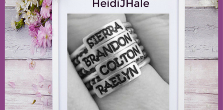 Say It On A Ring from HeidiJHale