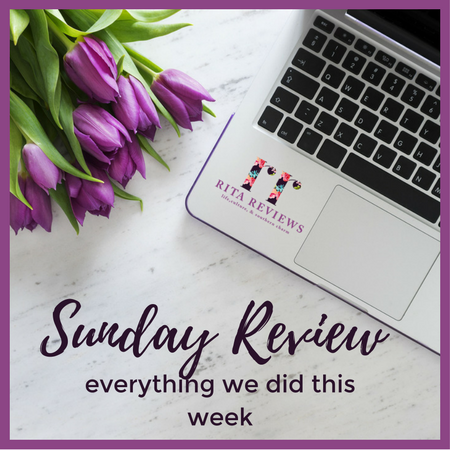 Review Sunday: February 12, 2017