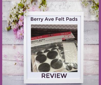 berry ave felt pads