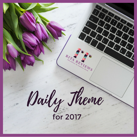 Daily Themes for 2017
