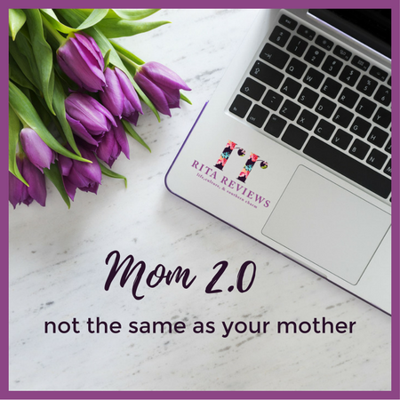 Successful Socialite, Perfect Household: Meet Mom 2.0