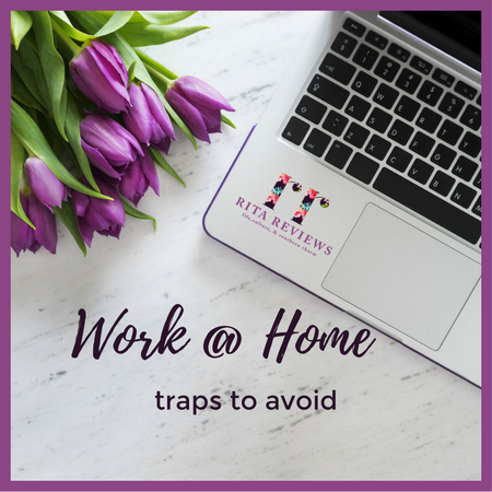 Working From Home? Don't Fall Into These Traps!