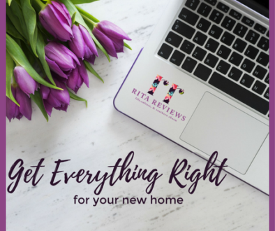 Get Everything Right For Your New Home