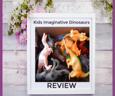 Kids Imaginative Dinosaurs review