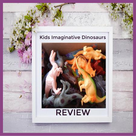 Kids Imaginative Dinosaurs: Hello Jurassic Park ;)