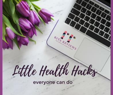 Little Health Hacks Everyone Can Do!