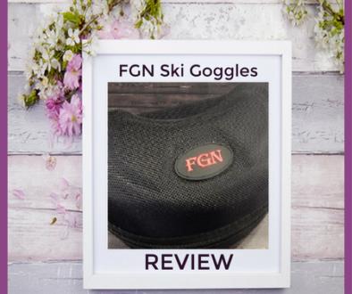 more fgn ski goggles review