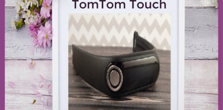 tomtom touch featured