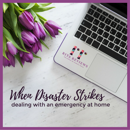 When Disaster Strikes: Dealing With An Emergency At Home