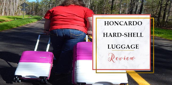 HONCARDO Hard-Shell Luggage