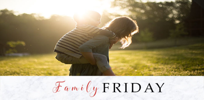 Family Friday: April 21 , 2017