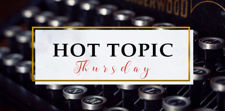 hot topic thursday featured march 2017