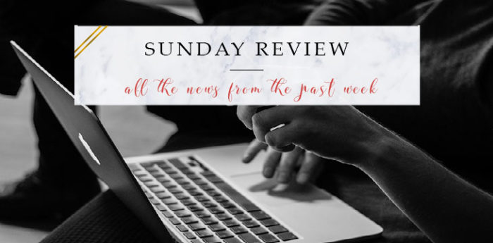Review Sunday: April 2, 2017