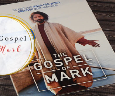 the gospel of mark featured