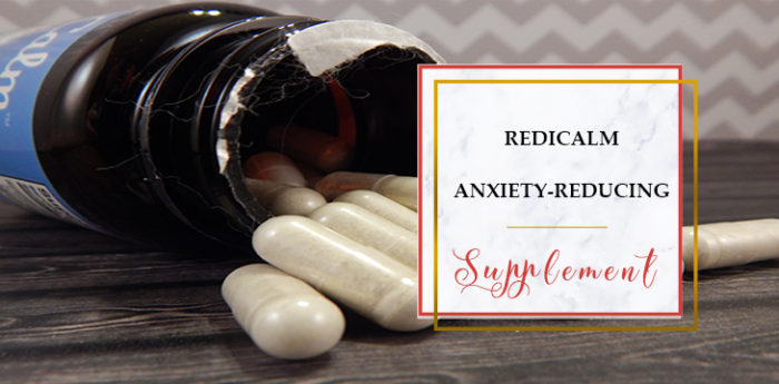 RediCalm Anxiety-Reducing Supplement