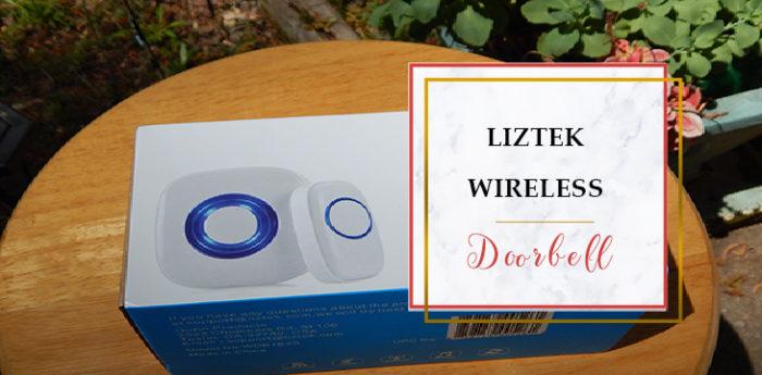 Liztek Portable Wireless #Doorbell