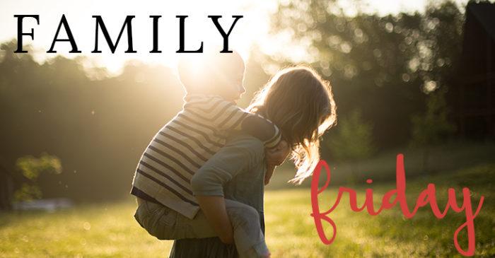 Family Friday: April 28, 2017