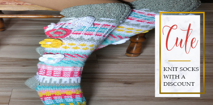 knit socks featued