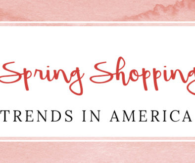 spring shopping trends in america