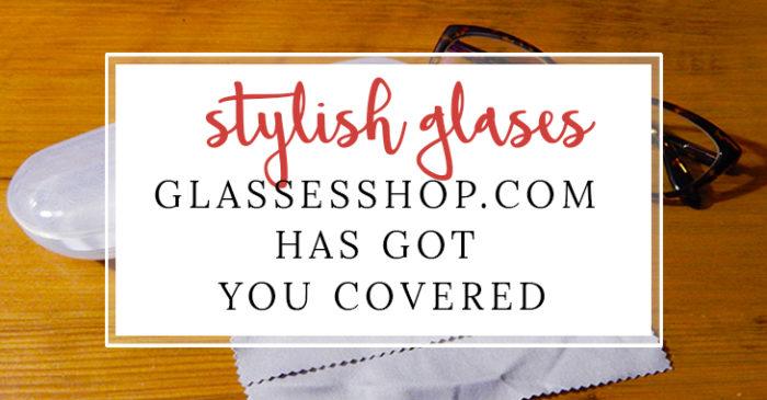 Stylish Glasses from GlassesShop.com