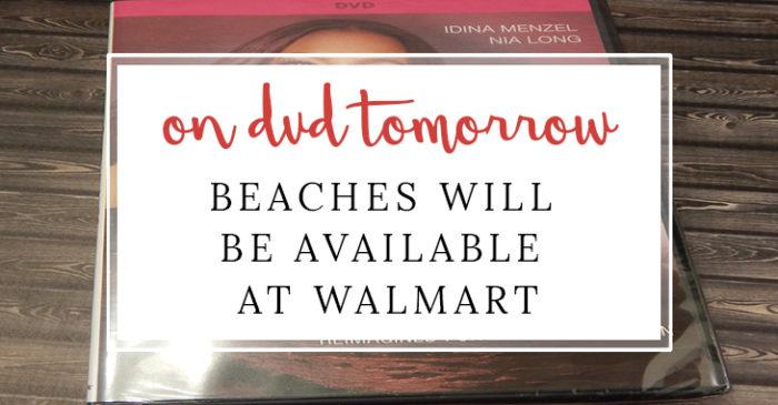 Beaches Arrives on DVD Tomrrow